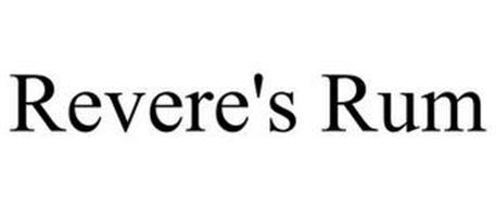 REVERE'S RUM