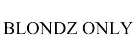 BLONDZ ONLY