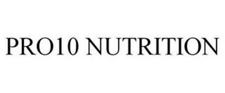 PRO10 NUTRITION