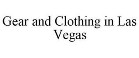GEAR AND CLOTHING IN LAS VEGAS