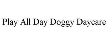 PLAY ALL DAY DOGGY DAYCARE
