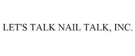 LET'S TALK NAIL TALK, INC.