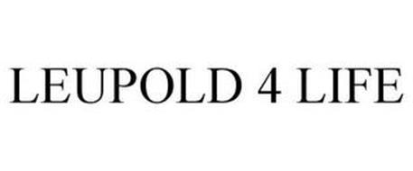 LEUPOLD 4 LIFE