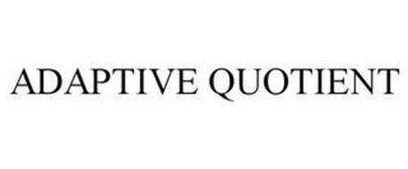 ADAPTIVE QUOTIENT