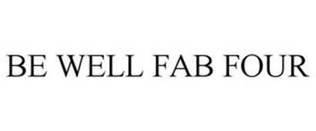 BE WELL FAB FOUR