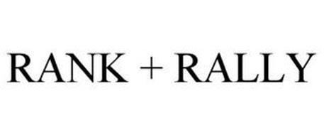 RANK + RALLY