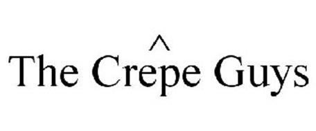 ^ THE CREPE GUYS