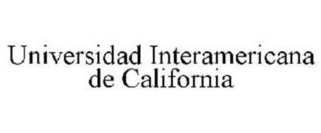 UNIVERSIDAD INTERAMERICANA DE CALIFORNIA
