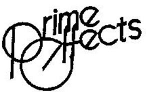 PRIME EFFECTS