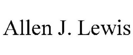 ALLEN J. LEWIS
