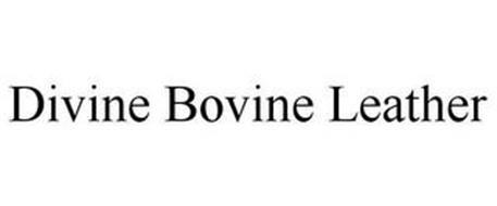 DIVINE BOVINE LEATHER