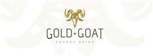 GOLD GOAT ENERGY DRINK