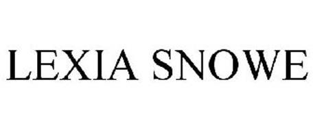 LEXIA SNOWE