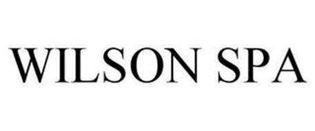 WILSON SPA