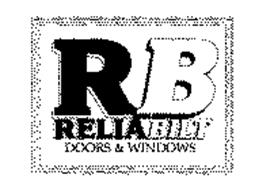 RB RELIABILT DOORS & WINDOWS