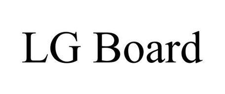 LG BOARD