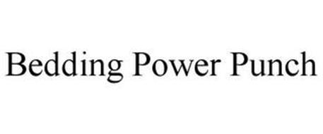 BEDDING POWER PUNCH