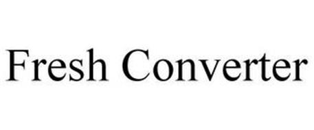 FRESH CONVERTER