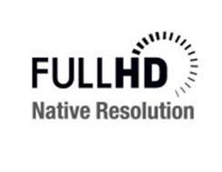 FULL HD NATIVE RESOLUTION