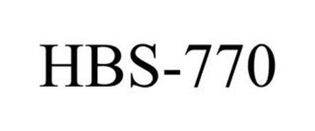 HBS-770