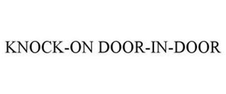 KNOCK-ON DOOR-IN-DOOR