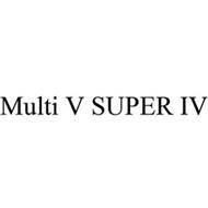 MULTI V SUPER IV