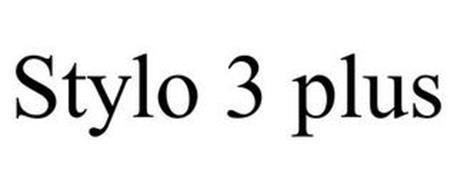 STYLO 3 PLUS
