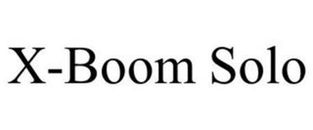 X-BOOM SOLO