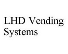 LHD VENDING SYSTEMS