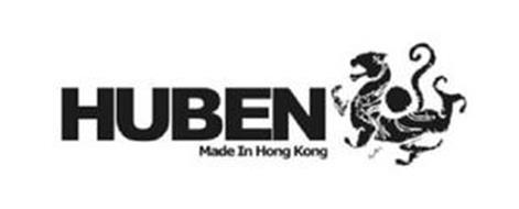 HUBEN MADE IN HONG KONG