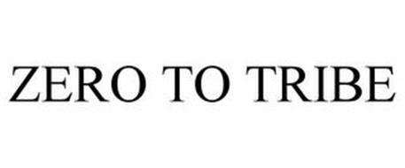 ZERO TO TRIBE