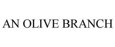 AN OLIVE BRANCH