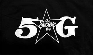 SUCIOS INC. 5 G