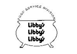 LIBBY'S FOOD SERVICE DIVISION
