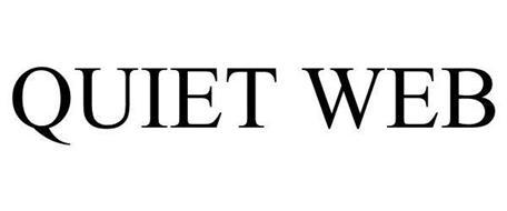 QUIET WEB