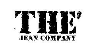 THE JEAN COMPANY