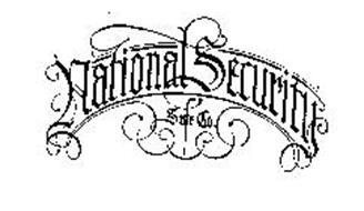 NATIONAL SECURITY SAFE CO.
