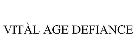 VITÀL AGE DEFIANCE