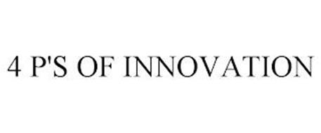 4 P'S OF INNOVATION