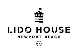 LIDO HOUSE NEWPORT BEACH CA