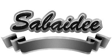 SABAIDEE