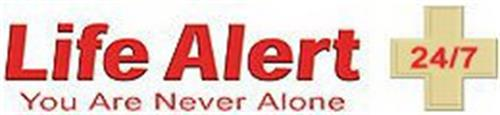 LIFE ALERT YOU ARE NEVER ALONE 24/7