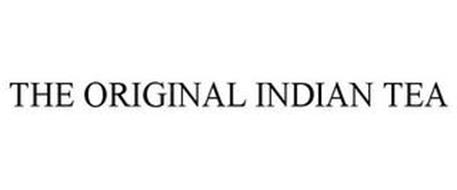 THE ORIGINAL INDIAN TEA