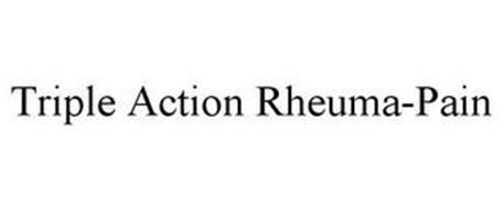 TRIPLE ACTION RHEUMA-PAIN
