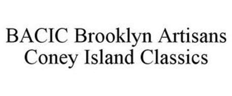 BACIC BROOKLYN ARTISANS CONEY ISLAND CLASSICS