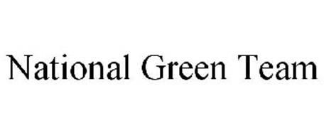 NATIONAL GREEN TEAM