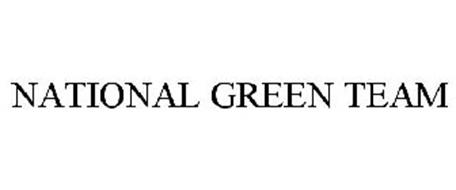 NATIONAL GREEN TEAM