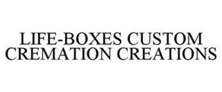 LIFE-BOXES CUSTOM CREMATION CREATIONS