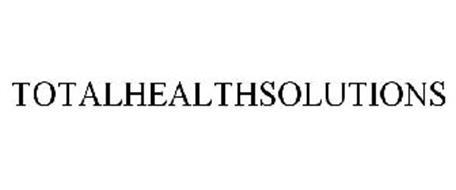 TOTALHEALTHSOLUTIONS