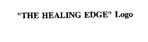 """THE HEALING EDGE"" LOGO"